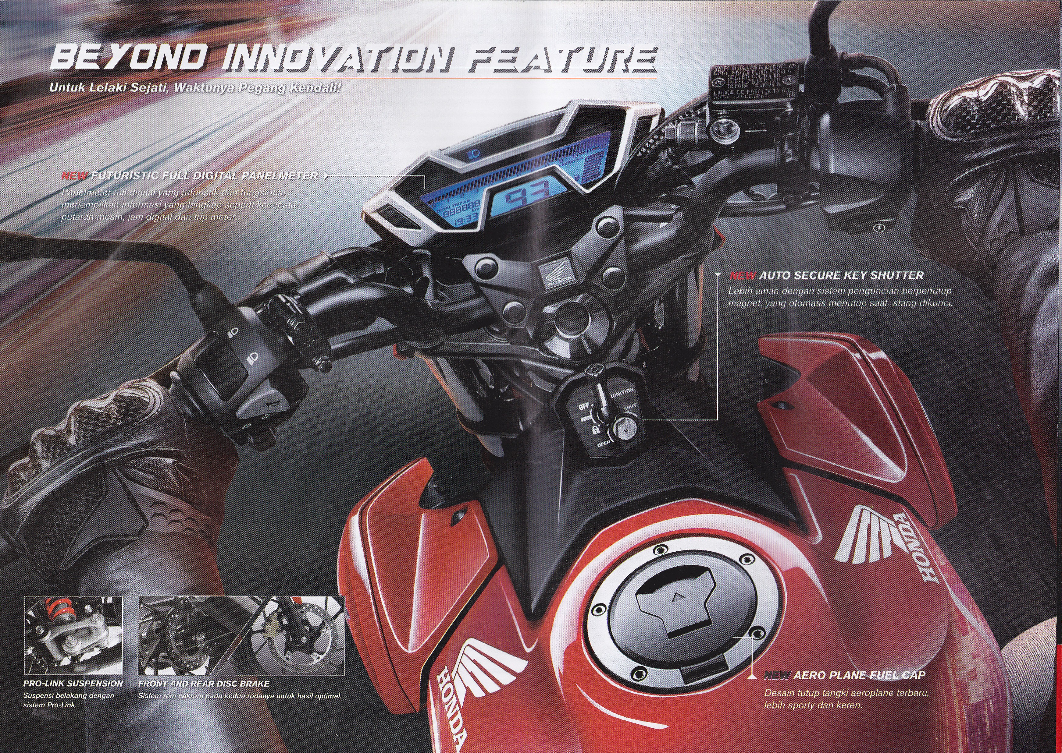 Sepeda Motor Page 113 New Vario 110 Esp Cbs Iss Glam Red Kendal Cb150r4
